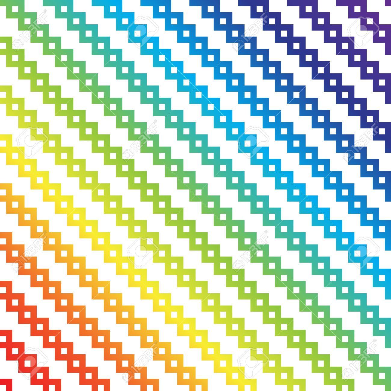 Rainbow Pixel Art Vector Abstract Background Pattern Royalty Free Cliparts Vectors And Stock Illustration Image 39341446