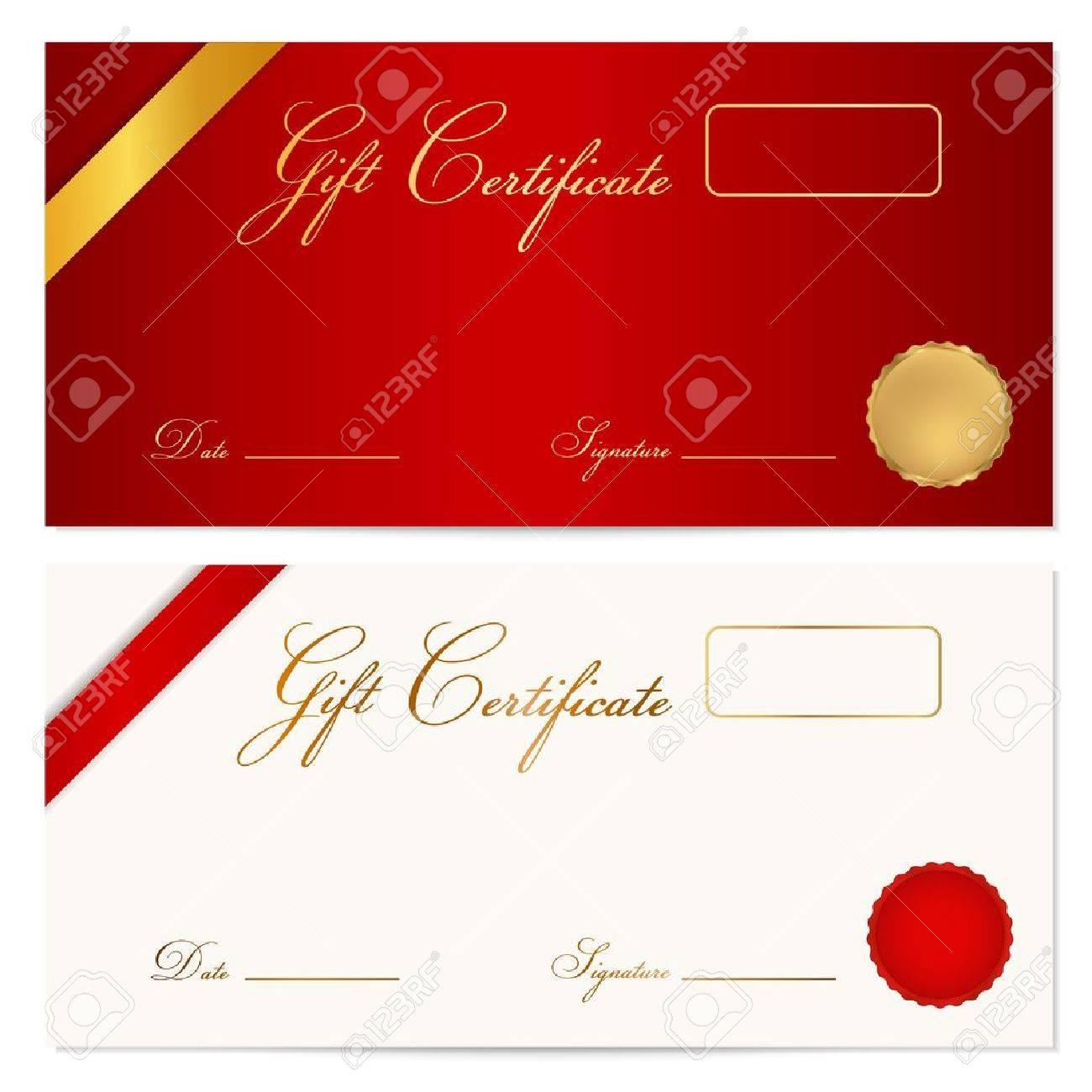 Christmas Gift Voucher Templates gift voucher format christmas – Christmas Gift Vouchers Templates