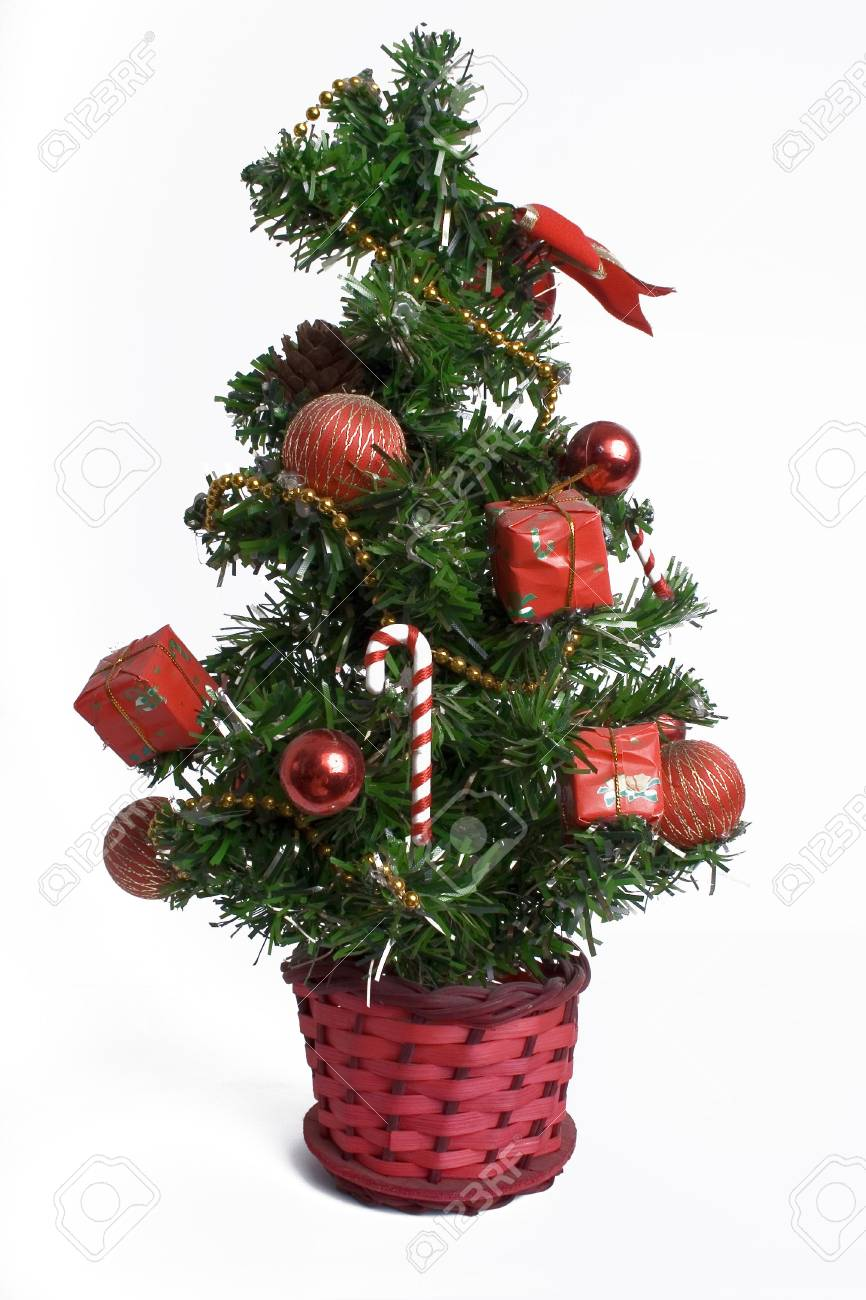 Small Xmas Tree Stock Photo Picture And Royalty Free Image Image 290359