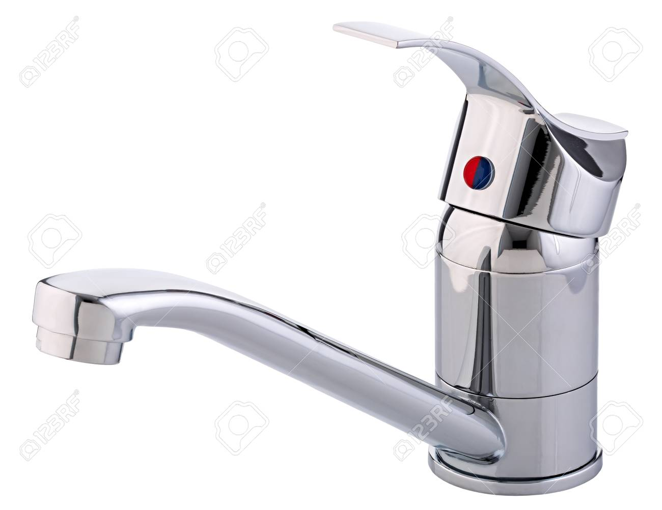 mixer cold hot water modern faucet bathroom kitchen tap