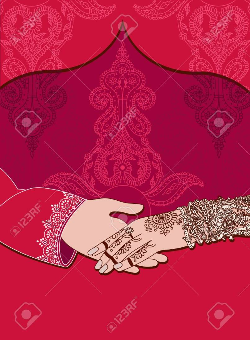 Indian Invitation Card Design Background Hd | Inviview.co