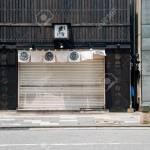 Fukuoka Japan June 11 2017 Japanese Old Restaurant Exterior Stock Photo Picture And Royalty Free Image Image 98647873