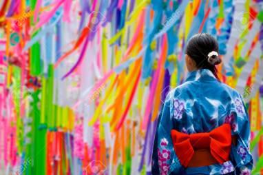 Image result for tanabata yukata