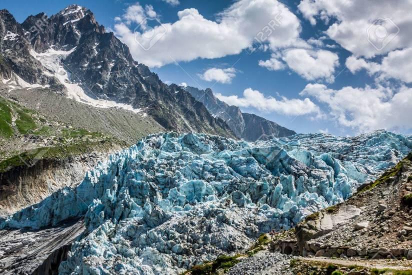 Image result for images argentiere glacier
