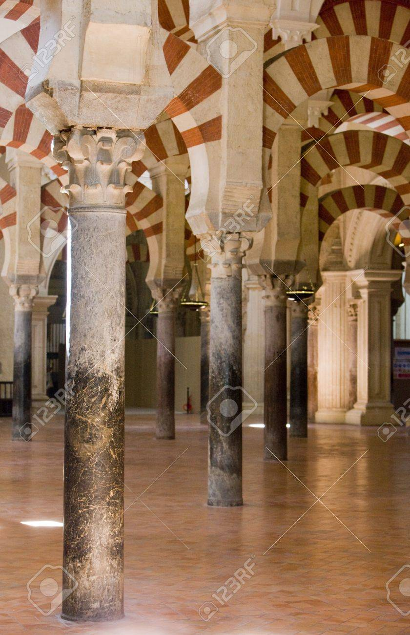 Interior Of Mosque Cathedral  Cordoba  Andalusia  Spain Stock Photo     interior of Mosque Cathedral  Cordoba  Andalusia  Spain Stock Photo    12315716