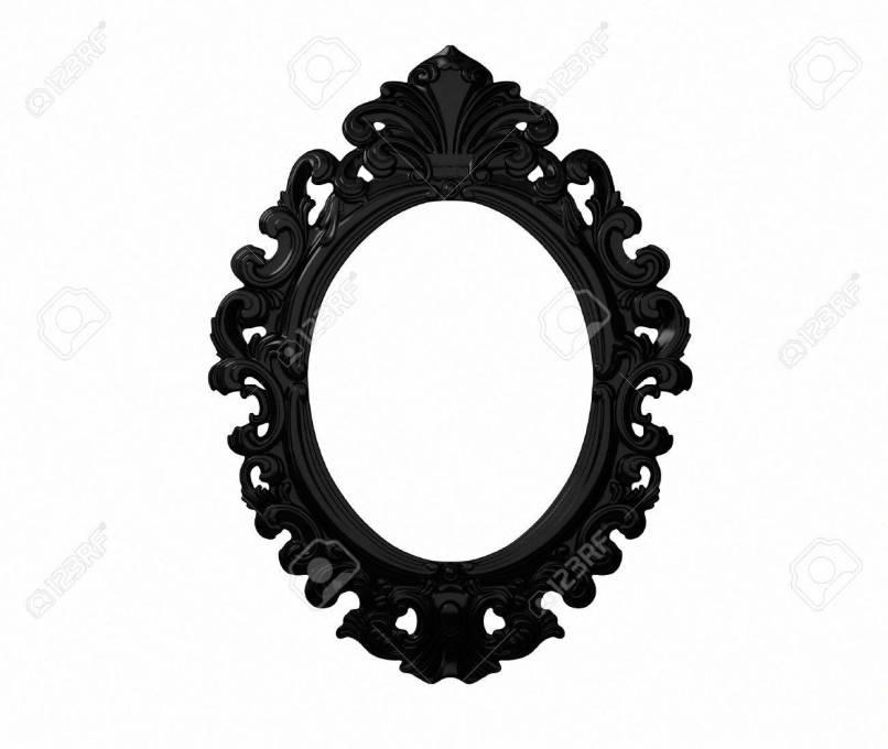 Berühmt Ornate Black Picture Frames Zeitgenössisch - Rahmen Ideen ...