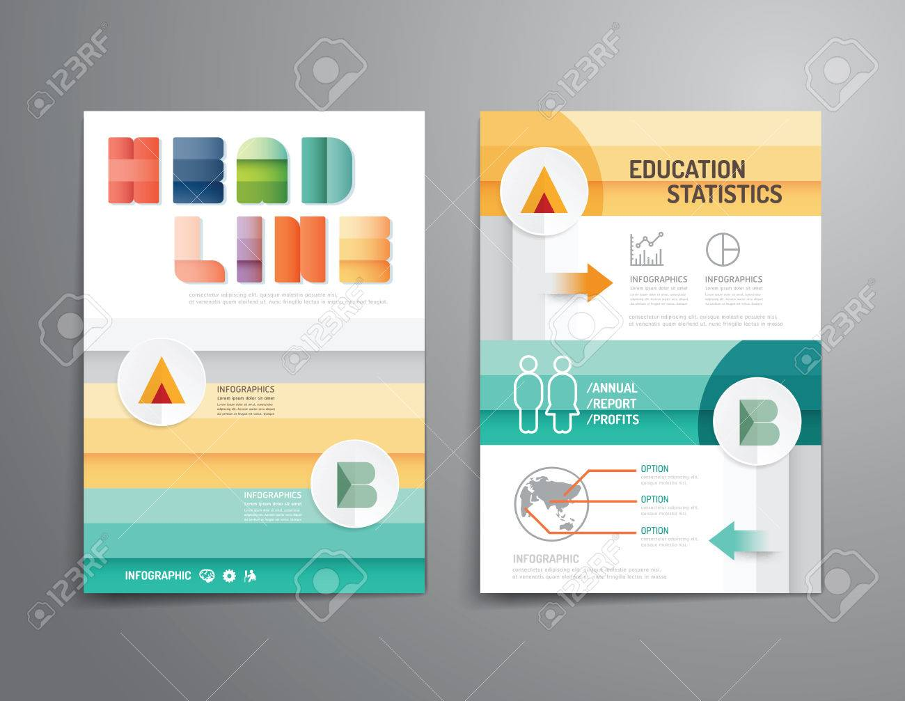Poster design vector download - Poster Design Template Free