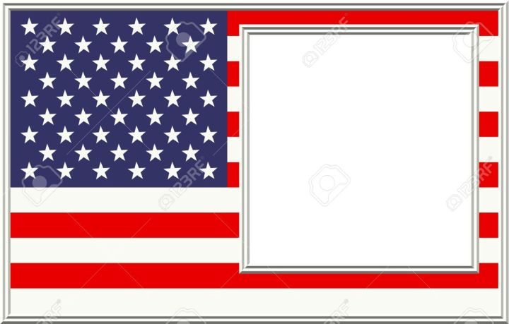 American Flag Picture Frame | Joshview.co