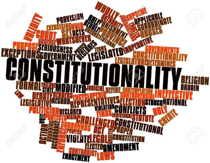 Abstract Word Cloud For Constitutionality With Related Tags And.. Stock  Photo, Picture And Royalty Free Image. Image 16774254.