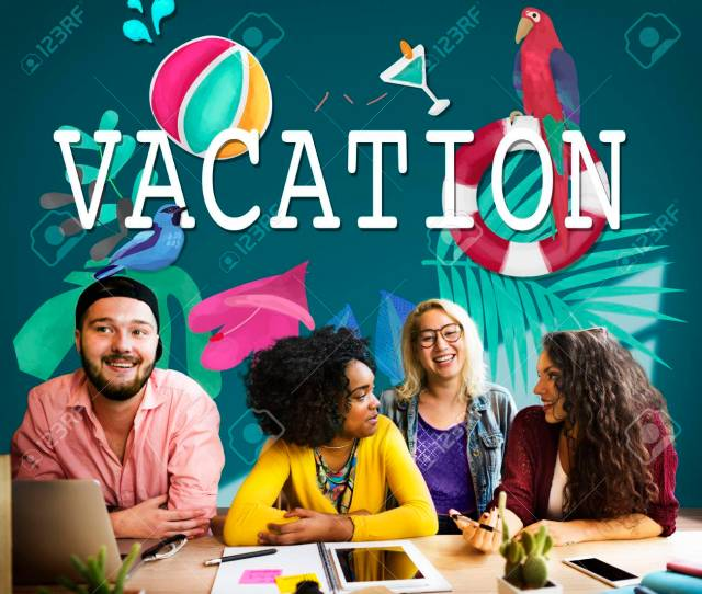 Stock Photo Vacation Break Holiday Summer Off Concept