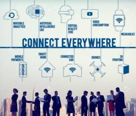 Hasil gambar untuk Connect Everywhere