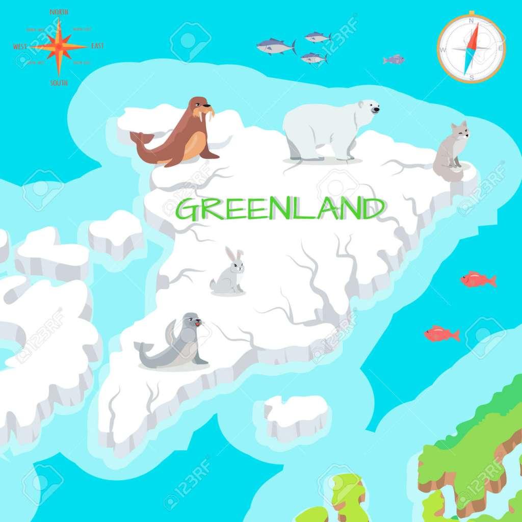 Perbedaan Greenland dan Australia