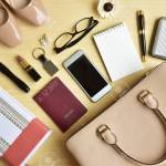 Business Woman S Everyday Life Travel Accessories Flat Lay On Stock Photo Picture And Royalty Free Image Image 101921576