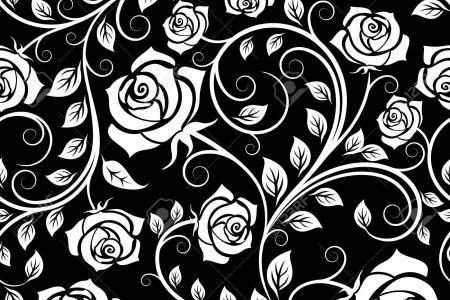 Black flowers on white background wallpaper new top artists 2018 black wallpaper with white flowers black background wallpaper with flowers background wallpaper black background wallpaper with flowers background wallpaper mightylinksfo