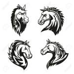 Tattoo Horse Head Tattoo Design
