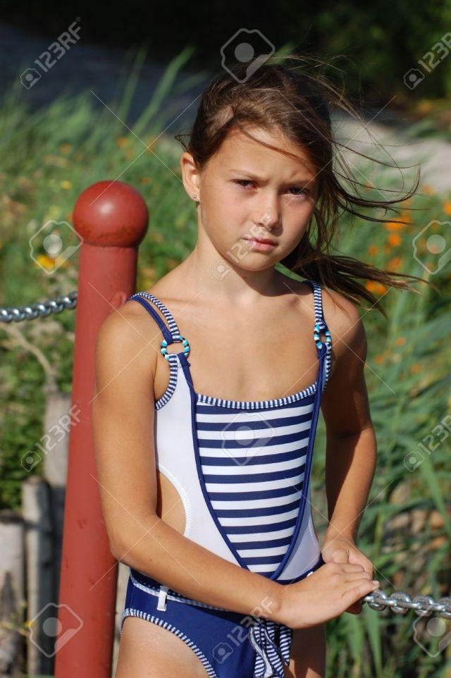 Stock Photo Teen Girl