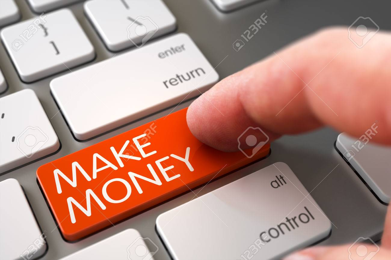 Image result for press computer key to create money