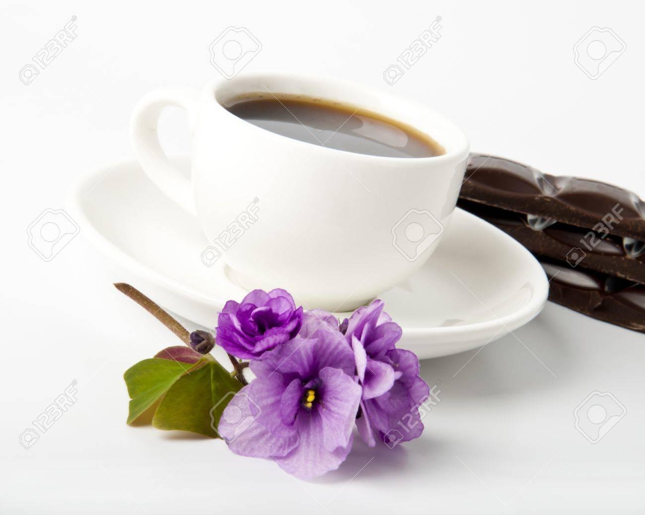 Risultati immagini per caffè e violette