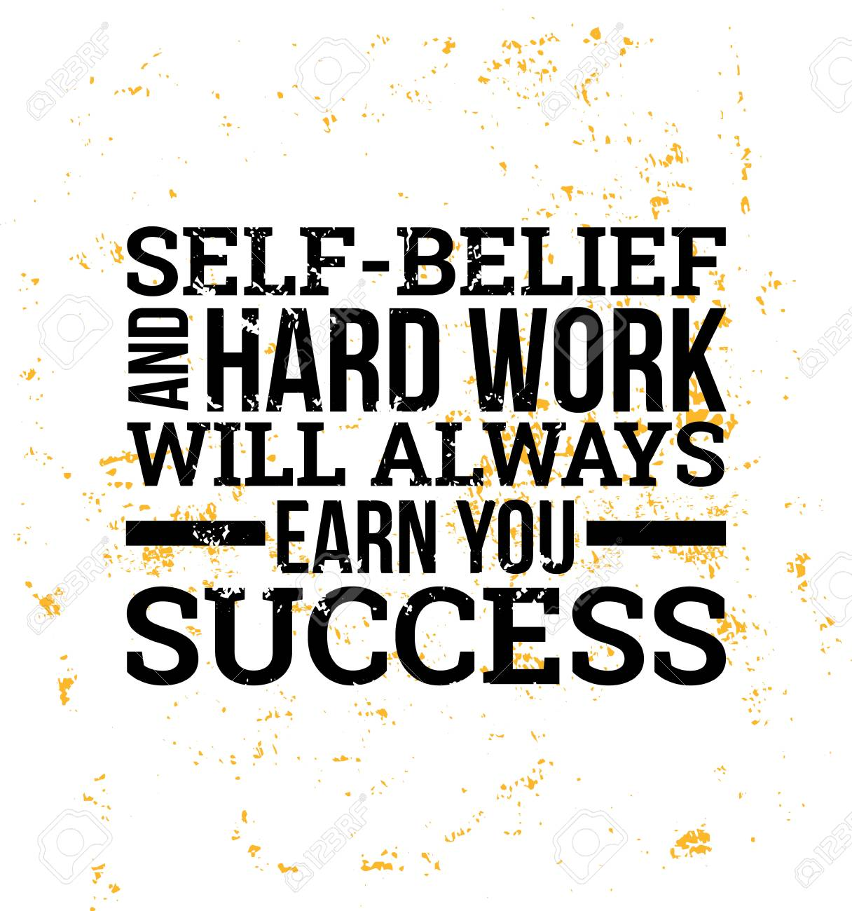 There Is Only One Success Its Called Hard Work Inspiring
