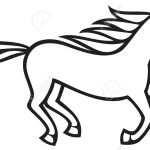 Running Horse Royalty Free Cliparts Vectors And Stock Illustration Image 15686771