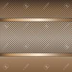 Stainless Steel Metal Plate Perforated Background Vector Design Royalty Free Cliparts Vectors And Stock Illustration Image 79410925