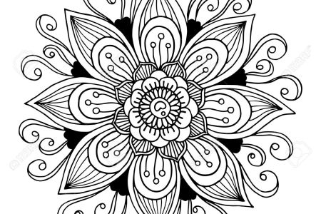Flower background black and white flower shop near me flower shop mal eau forte black and white floral background refined vector illustration eps stock vector colourbox wild flowers field background black white sketch mightylinksfo