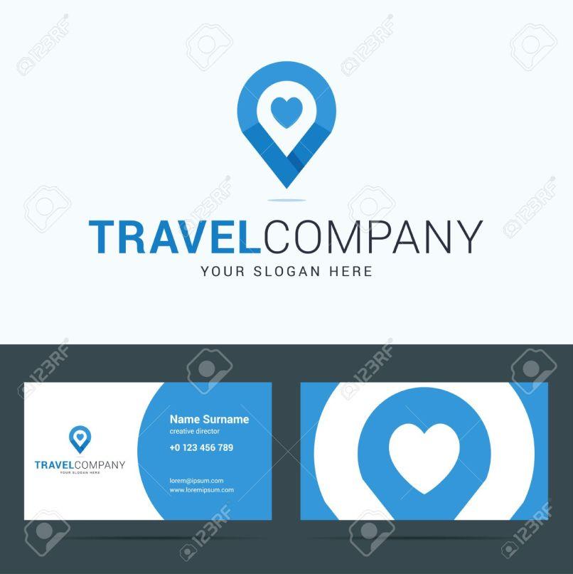 Logo Travel Agency Business | Mysummerjpg.com