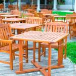 Outdoor Cafe On Tropical Beach At Caribbean Stock Photo Picture And Low Budget Royalty Free Image Pic Esy 011280779 Agefotostock