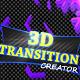 3D Transition Creator