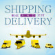 Shipping, Transportation and Delivery