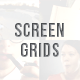Preview Video Screen Collage Grids