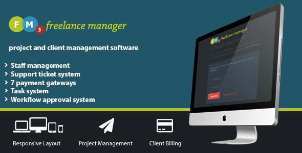Freelance Supervisor - PHP Script Download
