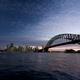 Sydney Harbour sunset time-lapse