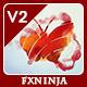 Minimal Logo V03 Ink Ident