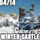 Winter Snow Fantasy Castle 04