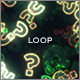 Mystery Question Mark Quiz Background 1