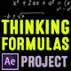 Thinking Math Formulas