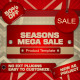 Seasons Mega Sale Template