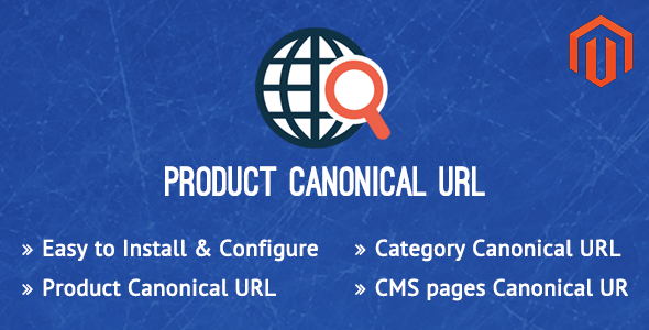 product canonical url