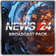 Broadcast Design - News 24 Package