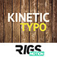 Kinetic Typo // Short Intro
