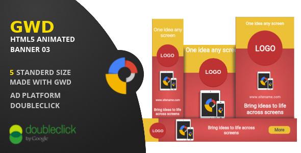 Google Web Originate   HTML5 Fascinating Banner 03 - PHP Script Download 1
