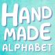 Hand Made Alphabet Opener