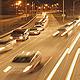 Express Night Traffic Time Lapse