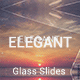 Elegant Glass Slides