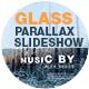 Glass Parallax Slideshow