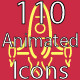 110 Animated Icons