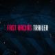 Fast Racing Trailer