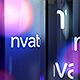 Glass Logo   Light Refraction