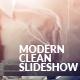 Modern Clean Slideshow